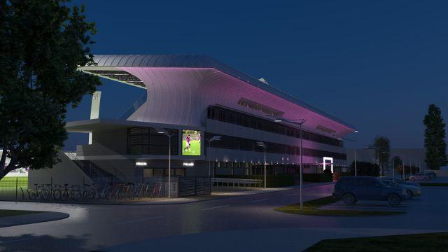 Látványos lesz az Orbánék 1,8 milliárdjából épülő szlovák stadion