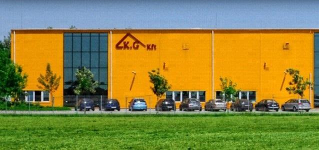 Milliárdos gyártócsarnok épült Kecskeméten, a felét az EU állta