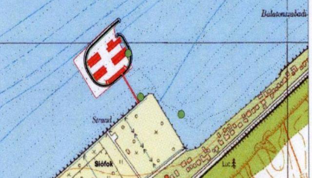A kikötő terve