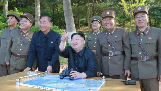 Észak-koreai piknik