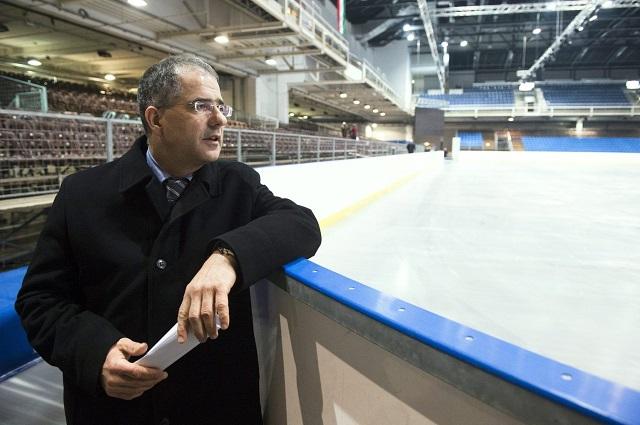 10 ezres aréna lesz a Nemzeti Korcsolya Központ
