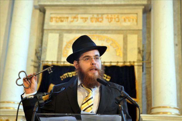 Az izraelita hitközség megvette a Zsigmond Király Egyetemet