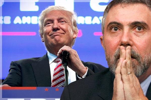 Trump és Krugman