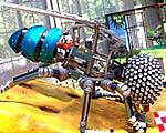Robotkar és gépállatok - magyar találmányok a Millenárison