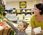Előretört Lidl a vergődő kiskereskedelem ellenére