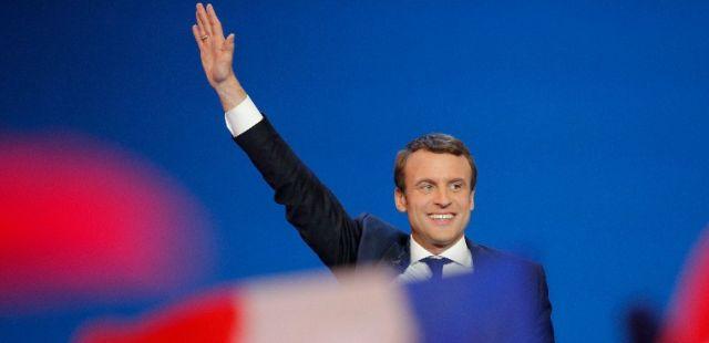 Macron tényleg szétnyerte magát