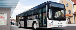 106 darab új MAN busz kerül Budapest útjaira
