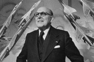 125 éve született a Mirage repülőgépek atyja