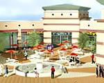 Óriási bevásárlóközpont startol a repülőtér árnyékában
