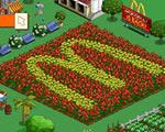 Farmville-ben árul hamburgert a Meki