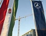 Célegyenesben a Mercedes gyár