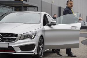 Jön az újabb Mercedes-gyár