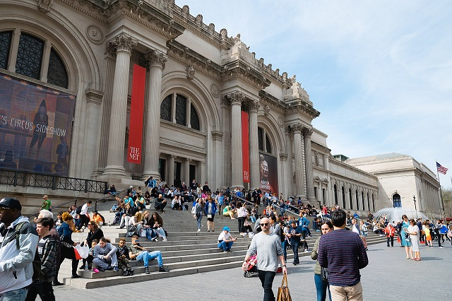 Súlyosan eladósodott a New York-i Metropolitan múzeum, fizetőssé teszik a belépést