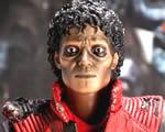 Michael Jackson akcióbábú