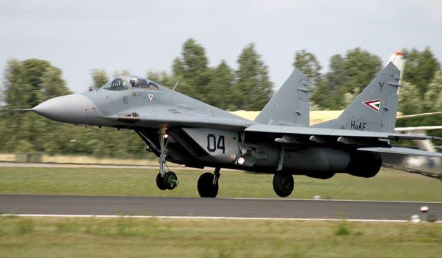 Elárverezi az állam a MiG-29-eseket