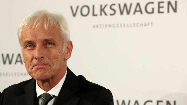 Ügyészségi vizsgálat indult a Volkswagen-csoport vezetője ellen
