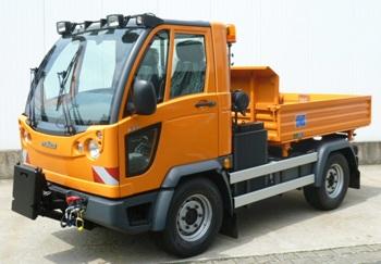 Multicar M27C takarítógép