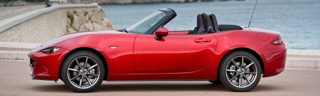 """Így fejlődött a Mazda """"nép-roadstere"""""""