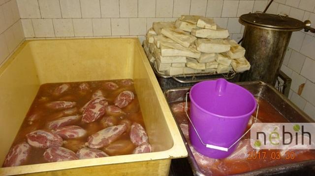 6,5 tonna förtelmes rémhúst foglalt le a Nébih (videó)