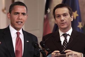 Egységfronton Obama és Bajnai: vállvetve a bankok ellen