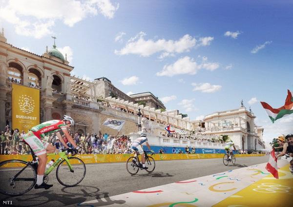 Bár olimpia nem lesz, a kormány folytatja az ezermilliárdos közlekedési beruházásokat