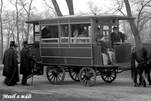 Százötven éves a budapesti kötött pályás közlekedés