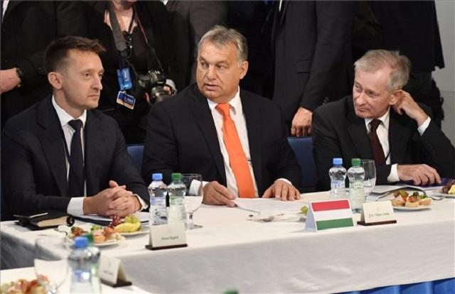 Orbán szerint a kettős minőségű élelmiszerek már magát a kétsebességes Európát jelentik