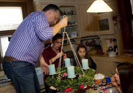Az Orbán-család ünnepi előkészületei