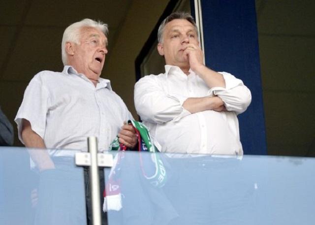 Orbán apjától is kap TAO-pénzt a Honvéd