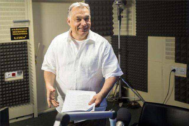 Orbán: egyedül azért nem tudnánk megrendezni a focivébét, mert nincs elég stadionunk