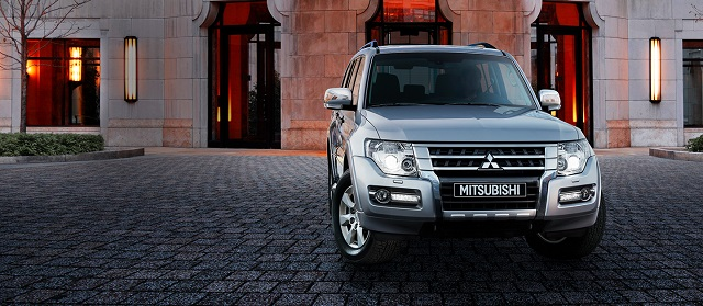 Újraindítja a Pajero gyártását a Mitsubishi
