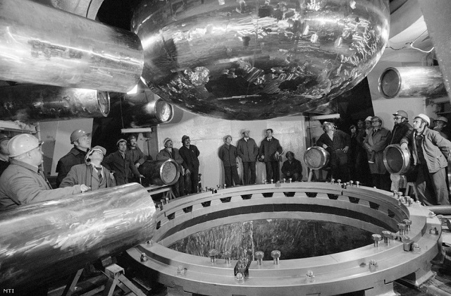 75 éves az első atomreaktor