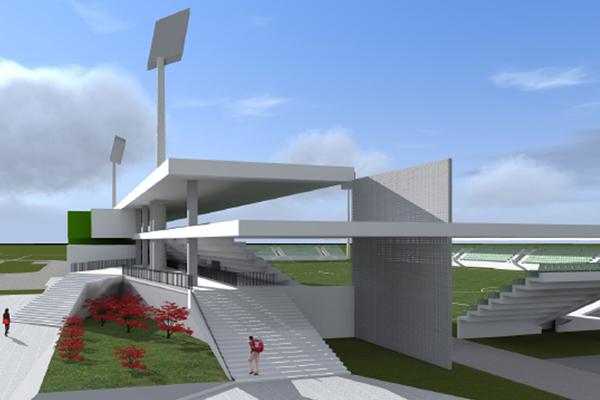 Felcsúti cég végzi az egészen különös, 2 milliárdos paksi stadionépítést