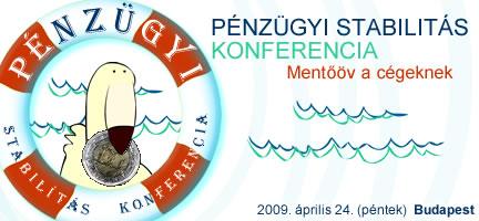Pénzügyi stabilitás Konferencia -
