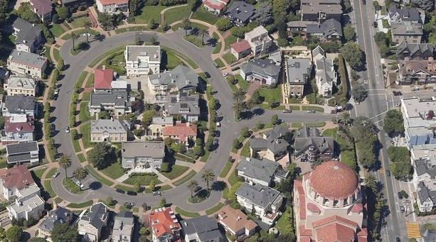 Egy egész utcát eladtak San Fransiscóban - az ott lakók kiborultak