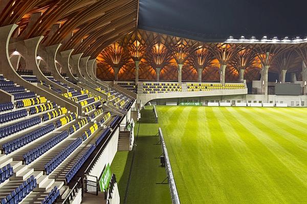 Így néz ki a felcsúti stadion! - Képre kattintva galéria nyílik!
