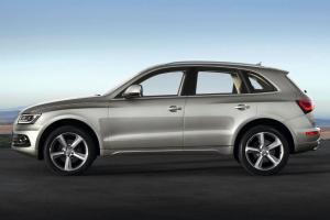 A rossz kínai utak miatt kaphat belső konkurenciát az Audi