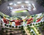 Íme, a 2022-es katari vb futurisztikus stadiontervei