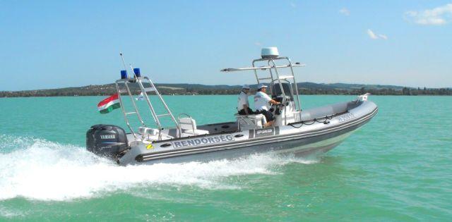 255 millióért vesz a rendőrség járőrhajókat a vizes vb-re