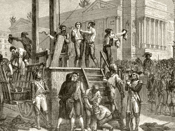 225 éve kapott zöld utat a francia forradalom hírhedt kivégző eszköze