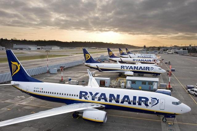 Sztrájkra készülnek a Ryanair pilótái