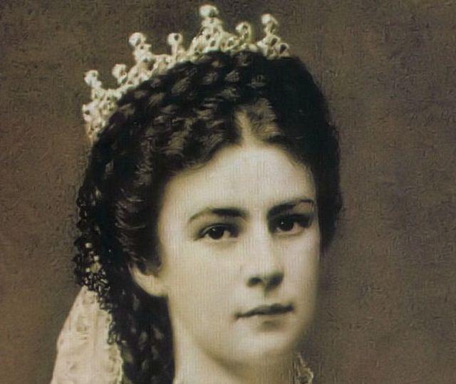 180 éve született Sissi