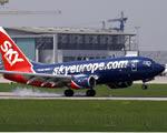 Valamennyi járatát felfüggeszti - becsődölt a SkyEurope