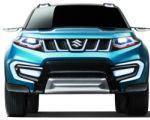 Képek az új magyar autóról - Suzuki iV-4
