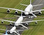Ellophatja a showt az Airbus a Beoing elől