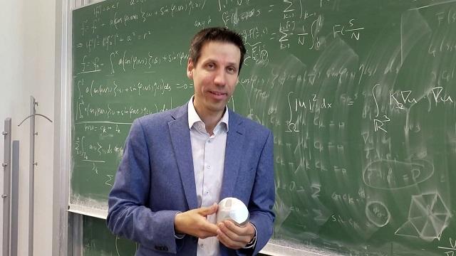 """Magyar matematikus nyerte a """"német Nobel-díjat"""""""