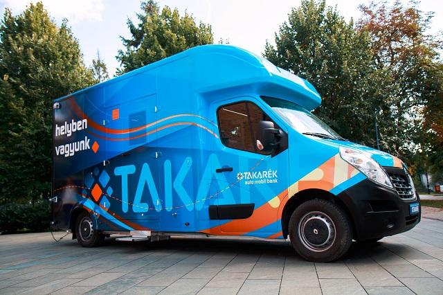 Hevesben és BAZ megyében indulnak először a Takarékbuszok