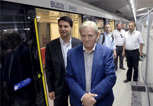 Banai: 70 milliárd forintot is visszafizettethet velünk az EU a 4-es metró miatt