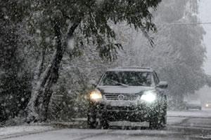 Így vezessen télen, pár hasznos tanács