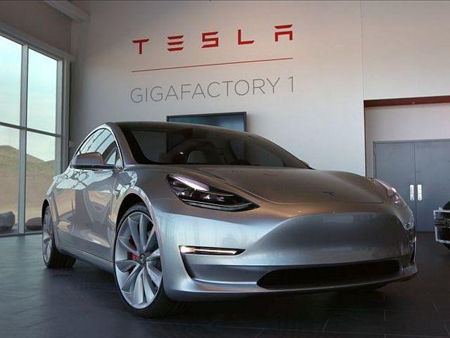 Nem megy a Tesla a Frankfurti Autószalonra